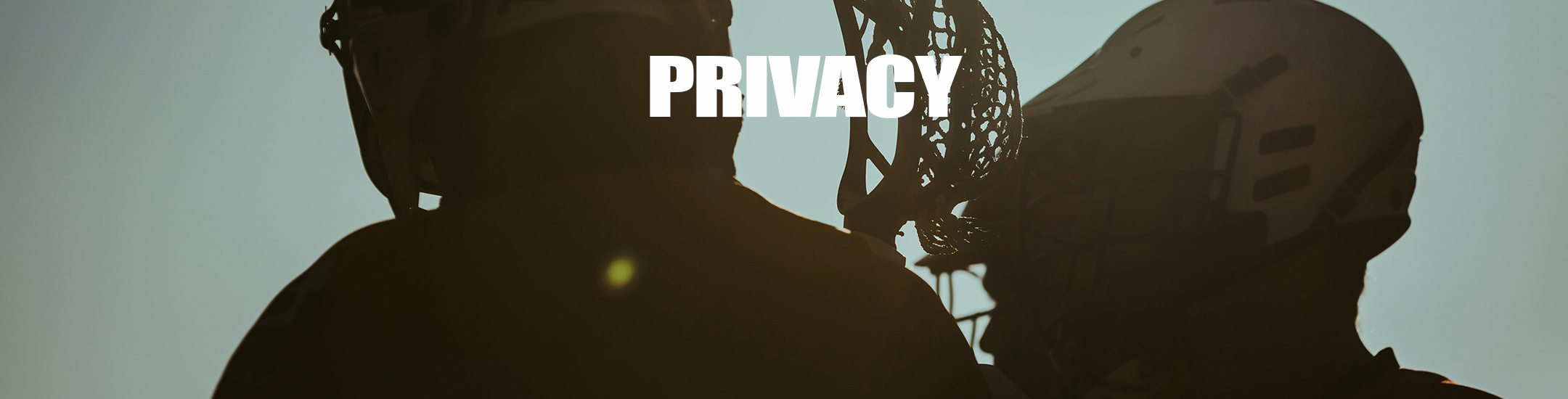 Privacy - Banner